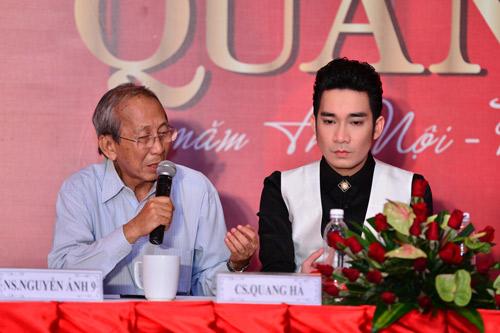 Nguyễn Ánh 9 nấc nghẹn giã từ sân khấu - 1
