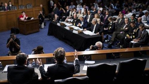 Mỹ: Lãnh đạo Quốc hội ủng hộ tấn công Syria - 1