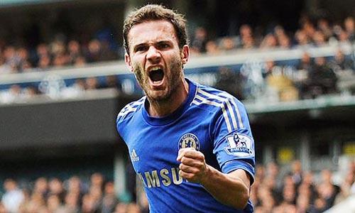 Chelsea: Hãy dùng Mata, nếu có thể! - 1