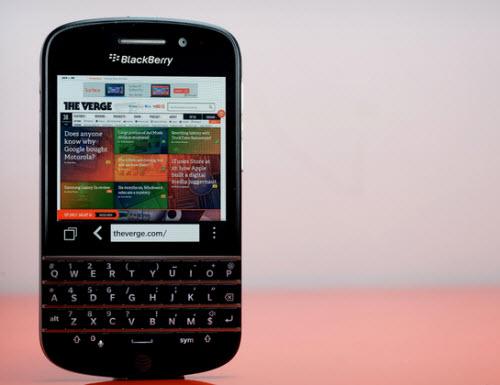 Số phận của BlackBerry sắp được định đoạt - 1