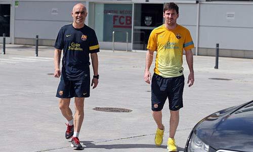 """Chương trình đặc biệt cho """"cỗ máy"""" Messi - 1"""