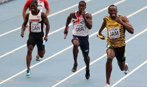 Usain Bolt dự định nghỉ hưu - 1