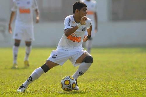 CLB cũ của Neymar sắp đấu U23 VN ở TPHCM - 1