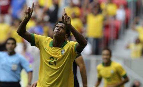 Brazil – Úc: Cơn lốc vàng xanh - 1