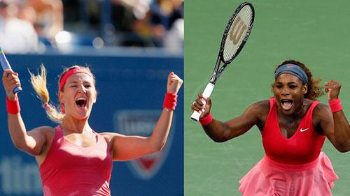 Serena – Azarenka sinh tử chiến (CK US Open) - 1