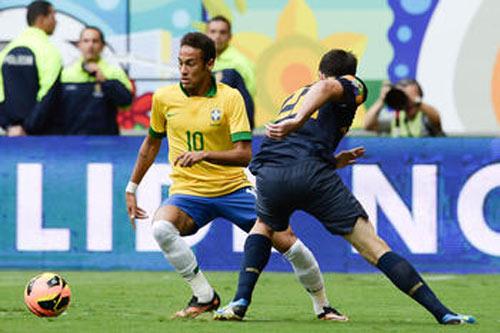 Brazil thắng đậm: Đã mắt nhưng vô bổ - 1