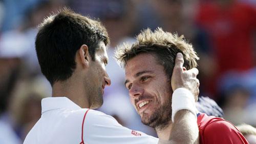Djokovic sẵn sàng đánh bại Nadal - 1