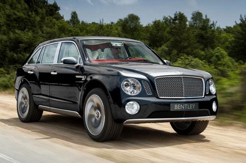Bentley sản xuất chiếc SUV đắt nhất thế giới - 1