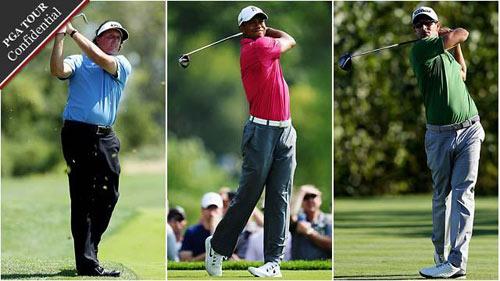 """""""Tay golf của năm"""": Cuộc đua tam mã - 1"""