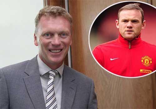 """MU sắp """"trói chân"""" Rooney - 1"""