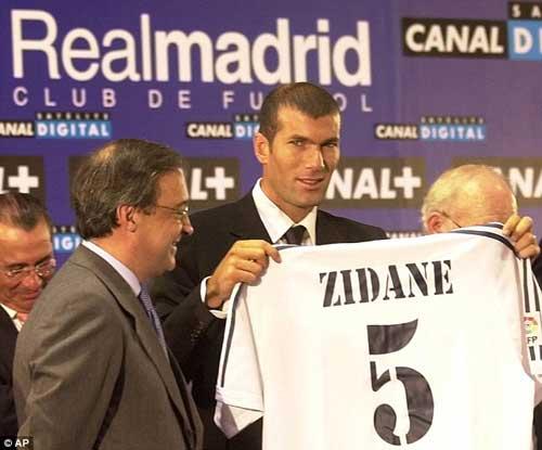 Zidane chê Bale, loại Messi khỏi cuộc đua QBV - 1