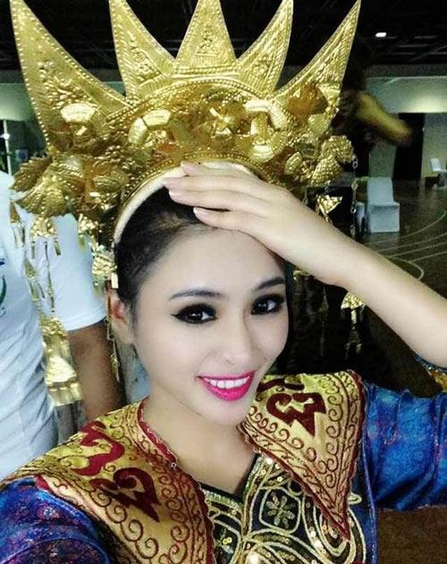 Hình ảnh lễ khai mạc Miss World 2013 - 1