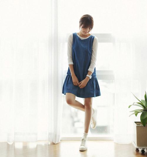 Hãy kết hợp váy & giày bệt thật chuẩn! - 1