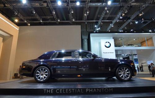 Rolls-Royce gây choáng với Celestial Phantom - 1