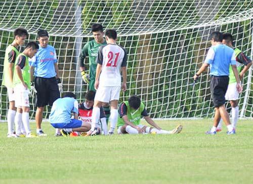 U23 VN: Bão chấn thương hành hạ - 1