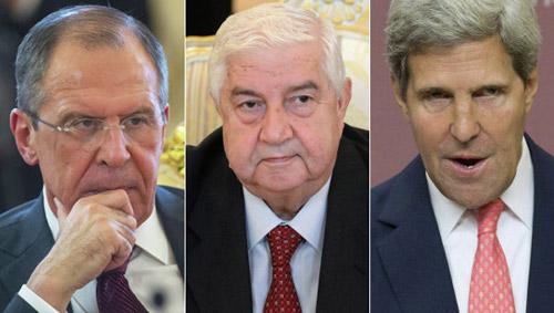 Nga, Mỹ, Syria sẽ thảo luận về vũ khí hóa học - 1