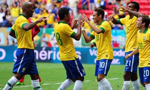 Brazil – BĐN: Nhớ Ronaldo - 1