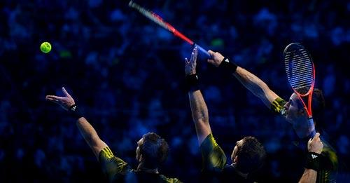 Murray tiếp bước Nadal và Djokovic - 1