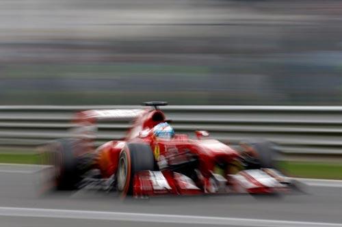 F1 - Italia GP: Phía sau vạch đích - 1