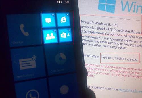 Windows Phone 8.1 có gì mới? - 1