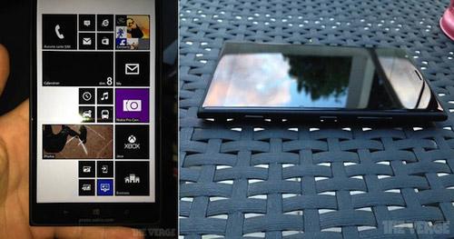 Lumia 1520 ra mắt ngày 26 tháng 9 - 1