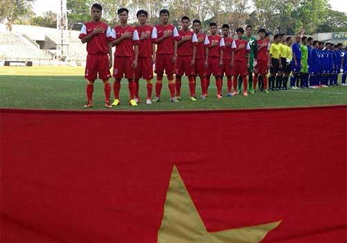 U19 VN thắng trận thứ 2 liên tiếp - 1