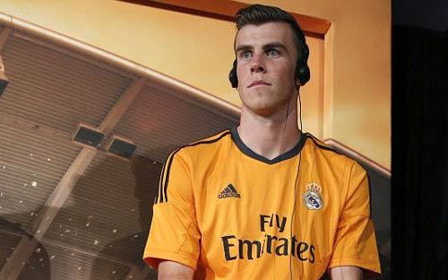 Bale nóng lòng sát cánh cùng Ronaldo - 1