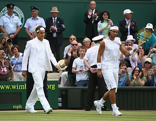 "Nadal: ""Vamos Rafael!"" (Kỳ 38) - 1"