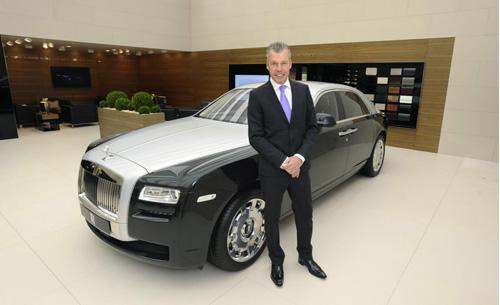 Rolls-Royce SUV Bentley SUV - 1