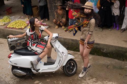 10 mẫu xe tay ga hút phái đẹp tại Việt Nam - 1