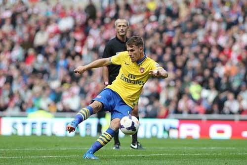 Sunderland – Arsenal: Dấu ấn tân binh - 1
