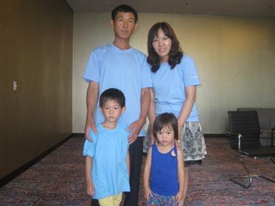 Hàng chục rể Hàn về thăm Việt Nam - 1