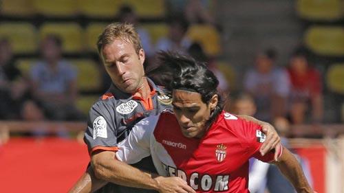 Monaco - Lorient: Chiến thắng nhọc nhằn - 1