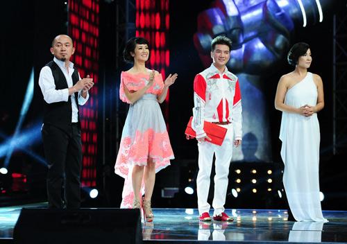 Bất ngờ với thí sinh The Voice - 1