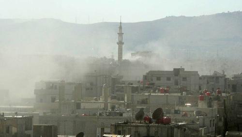 Syria: Phiến quân đòi cấm máy bay của chính phủ - 1