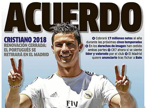 Ronaldo: Xây huyền thoại ở Bernabeu - 1