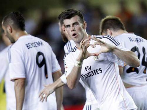 Liga sau V4: Real tụt lại sau Barca - 1