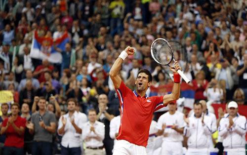 Davis Cup: Có Nadal-Djokovic-Murray, có tất cả! - 1