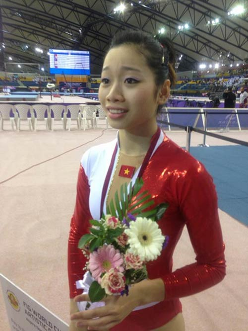 Nguyễn Hà Thanh giành HCV World Challenge Cup 2013 - 1