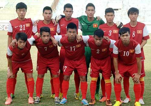 Thắng trận thứ 4 liên tiếp, U19 VN vào BK - 1