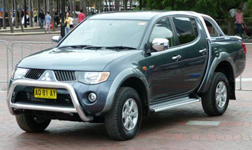 Thu hồi xe Mitsubishi Triton và Pajero Sport - 1