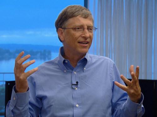 Bill Gates giàu nhất nước Mỹ trong 20 năm liên tiếp - 1