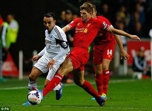 Swansea – Liverpool: Hấp dẫn đến cùng - 1