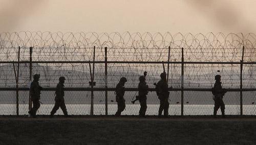 HQ: Bắn chết người vượt biên sang Triều Tiên - 1