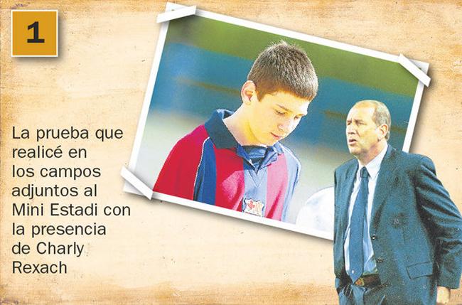 Nhờ có Charly Rexach, BLĐ Barca đã chấp nhận đưa Messi và gia đình sang Tây Ban Nha để chữa trị và nuôi dưỡng tài năng của thần đồng Argentina.