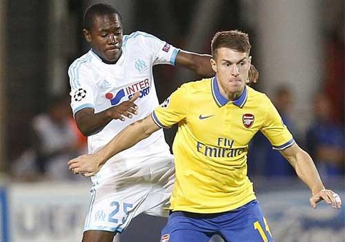 Marseille - Arsenal: Vượt qua gian khó - 1