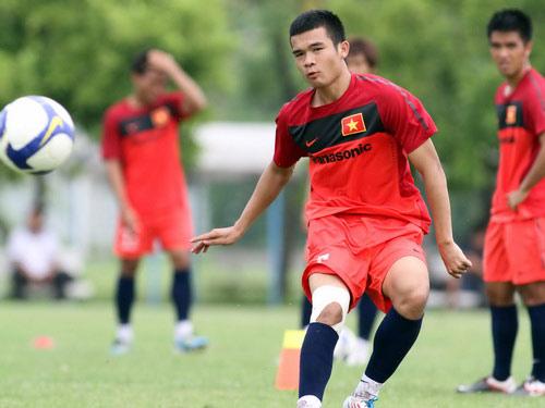 U23 VN: Hoàng Thịnh lỡ hẹn SEA Games? - 1