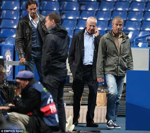 Khi Abramovich chất vấn Mourinho - 1