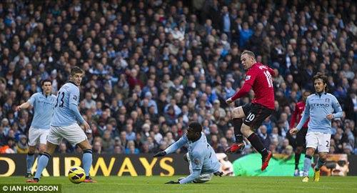 NHA trước V5: Hồi hộp Derby Manchester - 1
