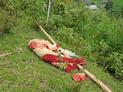Lở bãi vàng ở Lào Cai:  Huyện điều tra, xã quan sát - 1